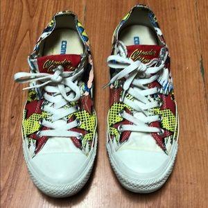 Shoes - DC Universe Limited Edition Converse